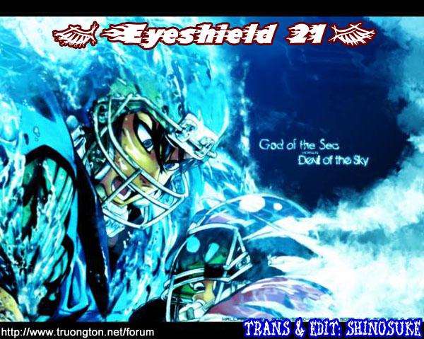 Eyeshield 21 chapter 298 trang 19
