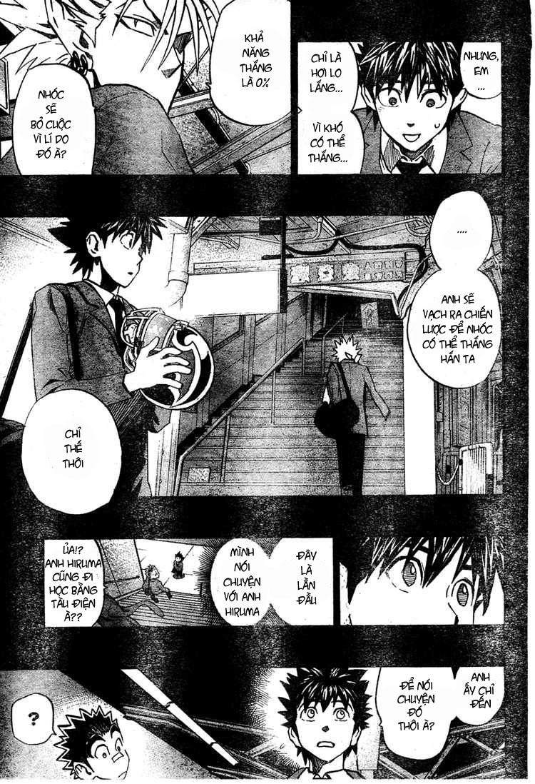 Eyeshield 21 chapter 296 trang 15