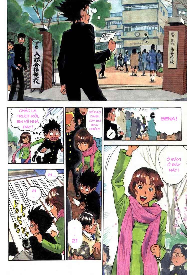 Eyeshield 21 chapter 1 trang 4