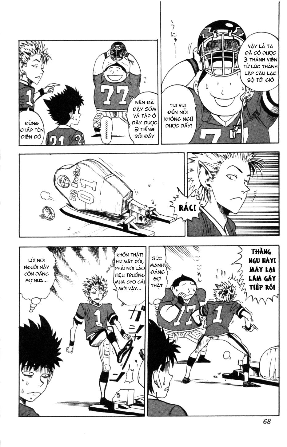 Eyeshield 21 chapter 2 trang 7
