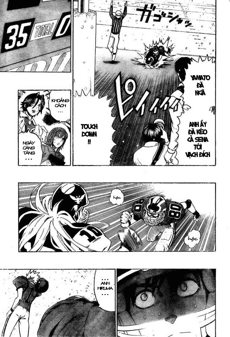 Eyeshield 21 chapter 290 trang 11