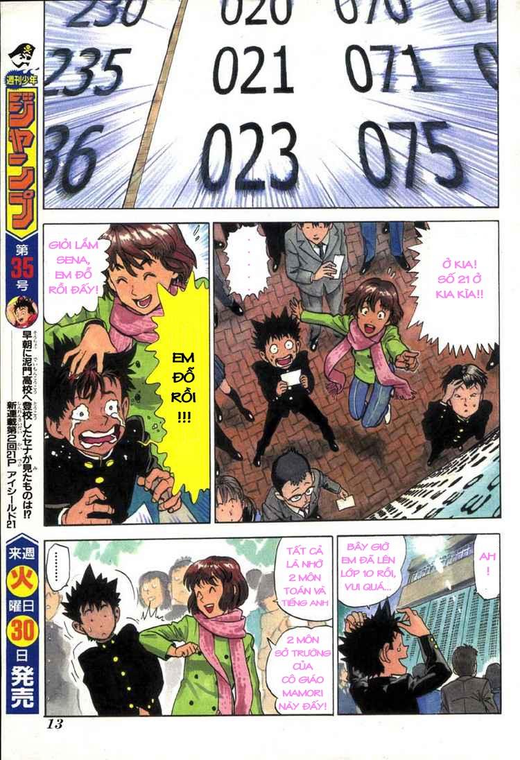 Eyeshield 21 chapter 1 trang 5