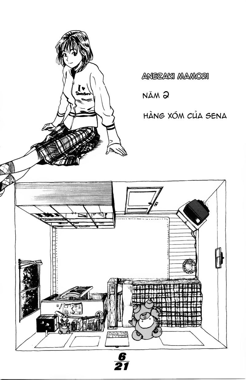 Eyeshield 21 chapter 6 trang 18
