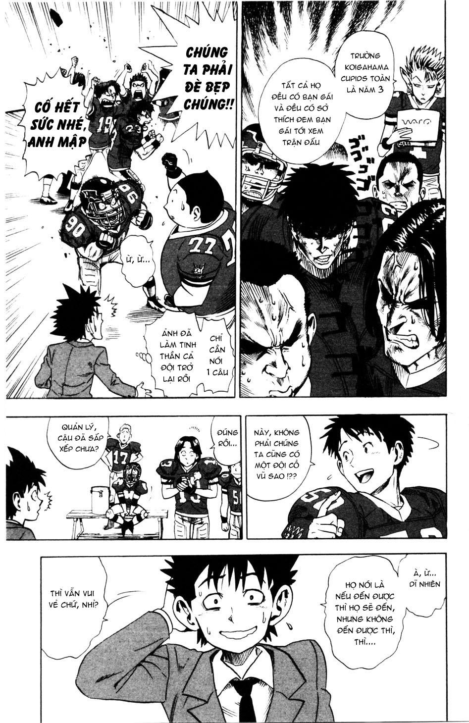 Eyeshield 21 chapter 4 trang 7