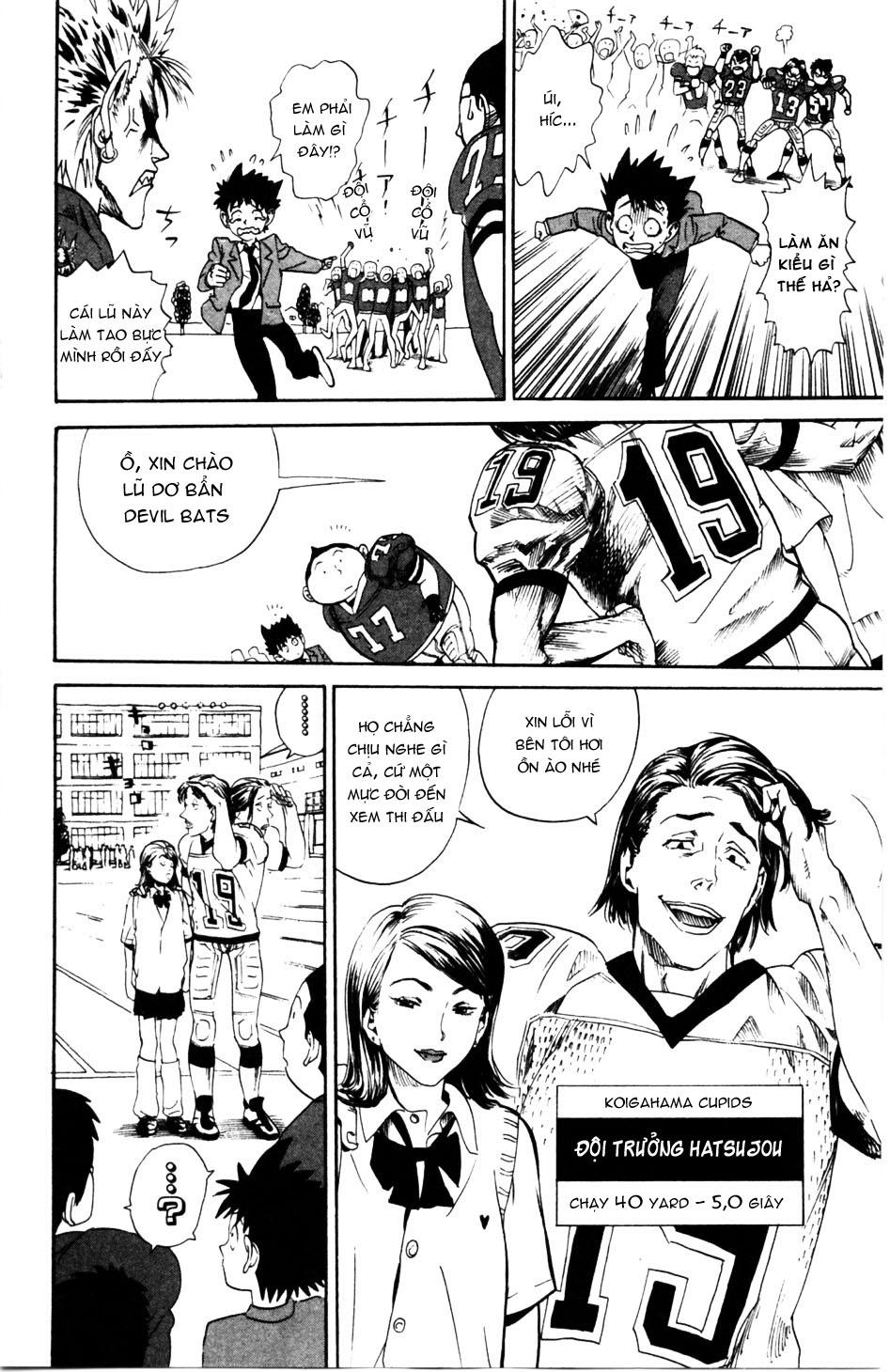 Eyeshield 21 chapter 4 trang 8