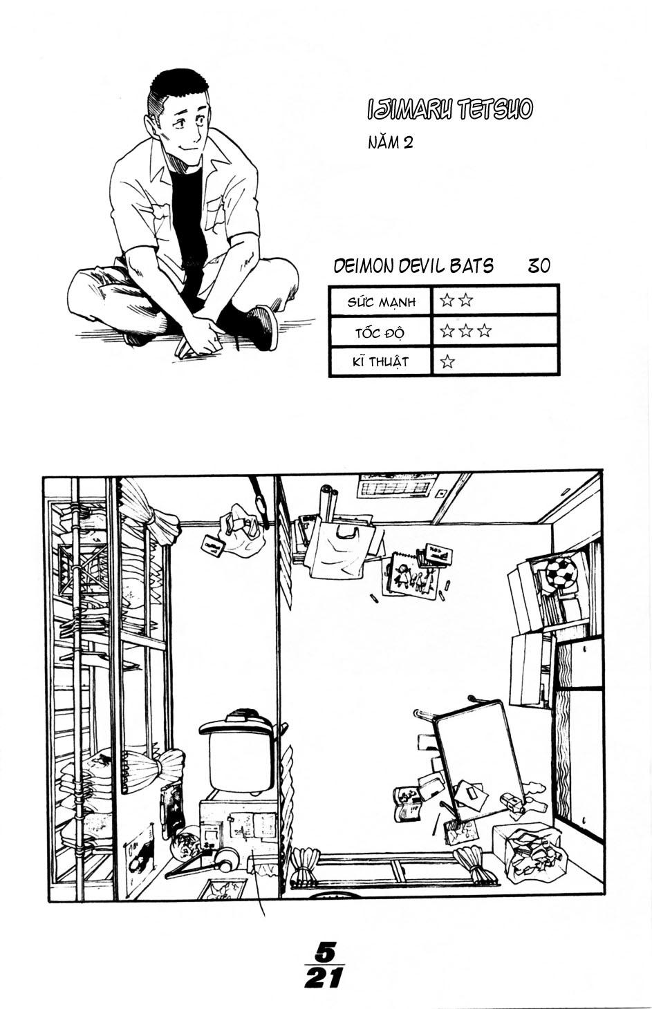 Eyeshield 21 chapter 5 trang 20