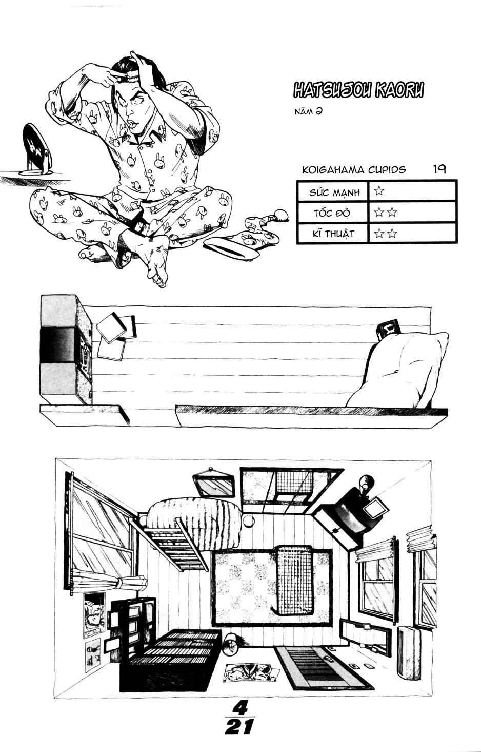 Eyeshield 21 chapter 4 trang 20