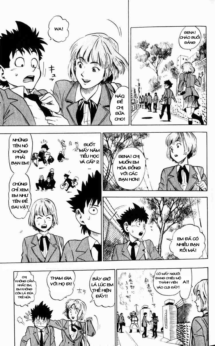 Eyeshield 21 chapter 1 trang 16