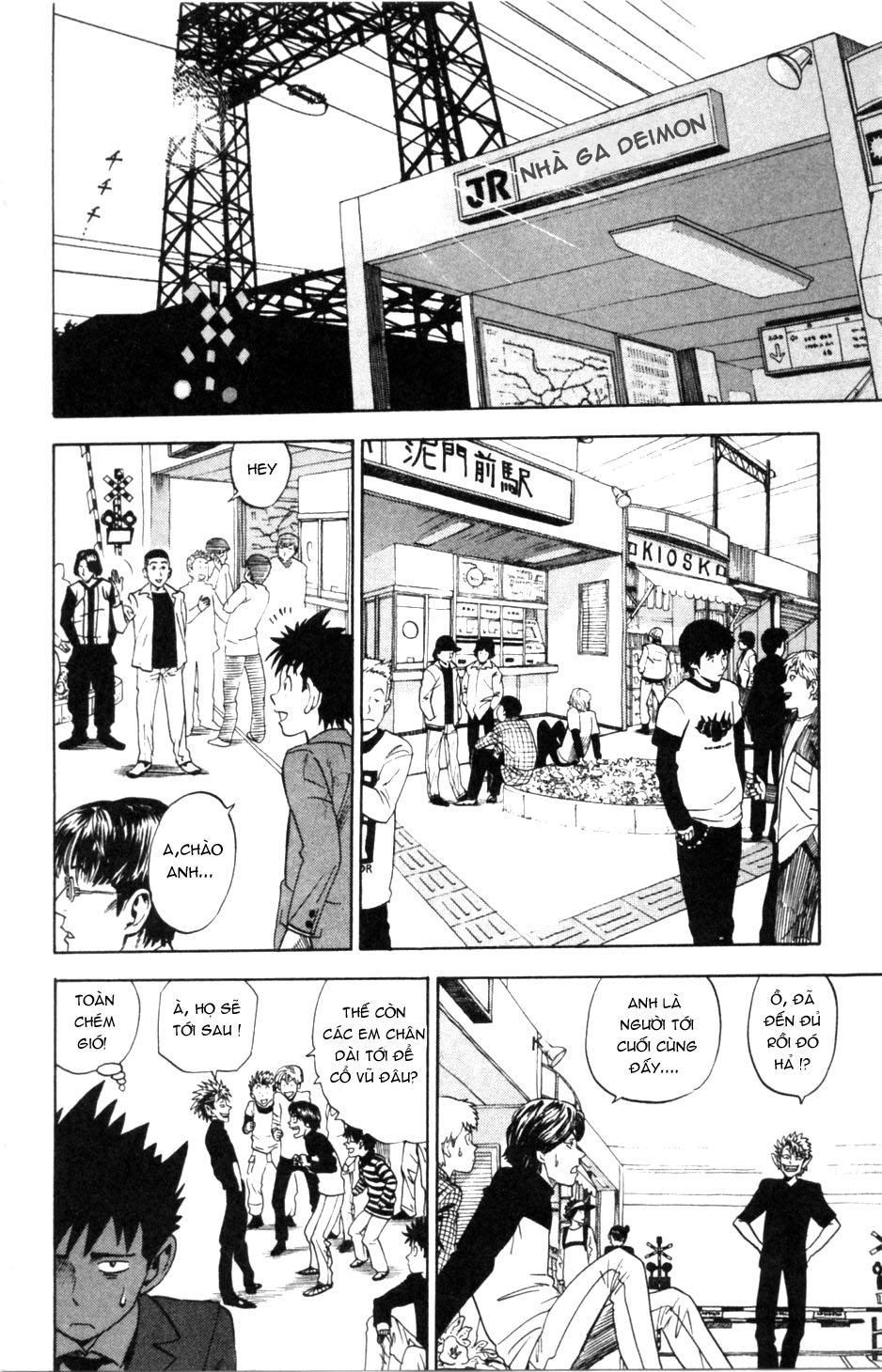 Eyeshield 21 chapter 3 trang 24