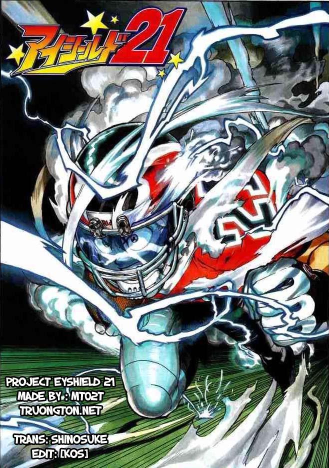 Eyeshield 21 chapter 1 trang 31