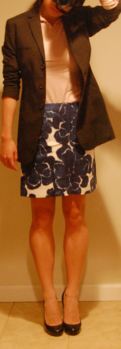 J. Crew Canterbury Bell Mini Skirt