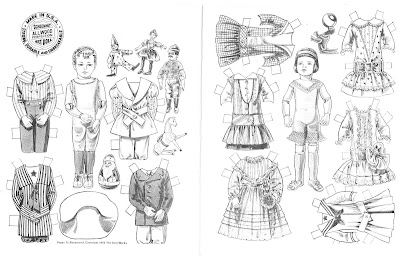 The 2008 Paper Doll Convention Archive: March 2008