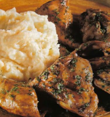 I migliori secondi piatti per il pranzo di Natale: Coniglio all'aceto balsamico.