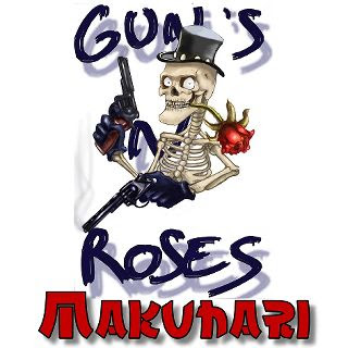 Guns n' Roses - ALBUM: Chiba - Japan 2003762651400961505_rs