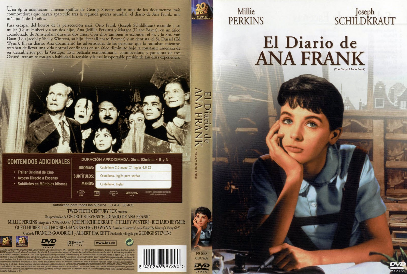 el diario de ana frank libro pdf descargar