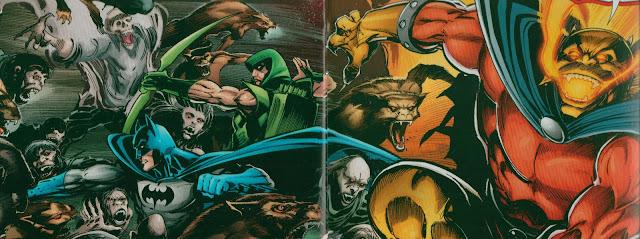 Etrigan Vs Superman Comic: Allyson's Attic: SUPERMAN & BATMAN Vs VAMPIRES