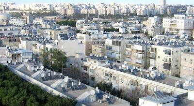 Solar Hot Water Heaters in Israel