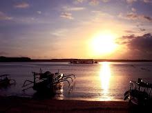 Nusa Penida's Sunset - Toyapakeh