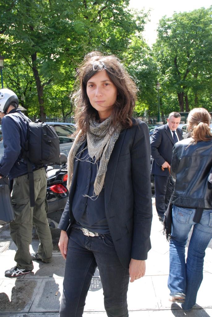Emmanuelle Alt Style Du Monde: NohaNoor: Emmanuelle Alt .......( Fashion Director Of