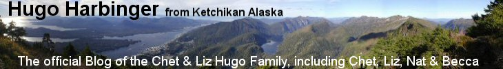 Hugo Harbinger (blog from Ketchikan Alaska)