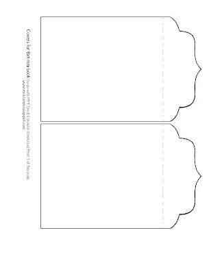 mel stampz mft hop make the date calendar book. Black Bedroom Furniture Sets. Home Design Ideas