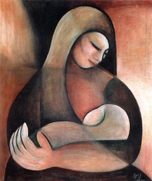 Mujeres pintoras: Olga Blinder (1921-2008)