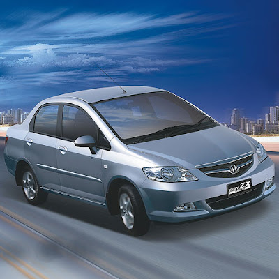 CAR.......all in its name: Honda City ZX
