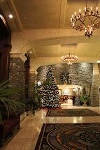 Wizard' Hangout Christmas Party Fairmont Banff