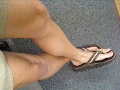 Gay shaved legs