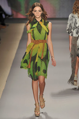 Couture Carrie Go Green