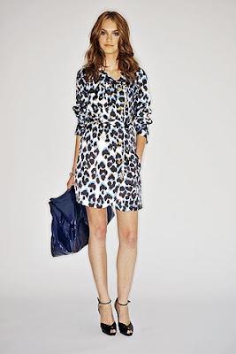 Animal Print Dress on Roberto Cavalli Resort 2009 Leopard Print Dress   This Will Transition