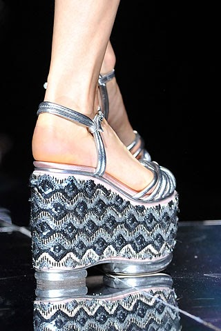 Couture Carrie Pick Your Wedge And Tag