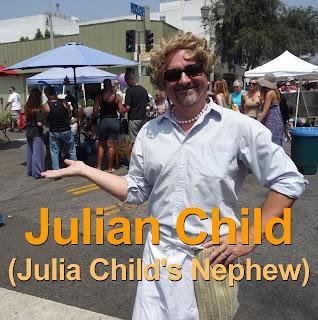 Julia Child Birthday Recipe - Crepes Suzette Video