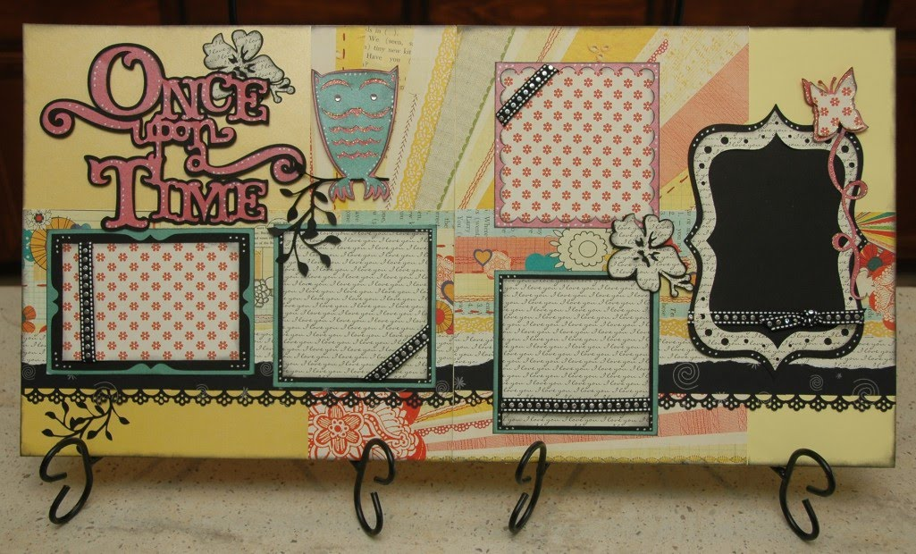 Once Upon a Time Layout Kit