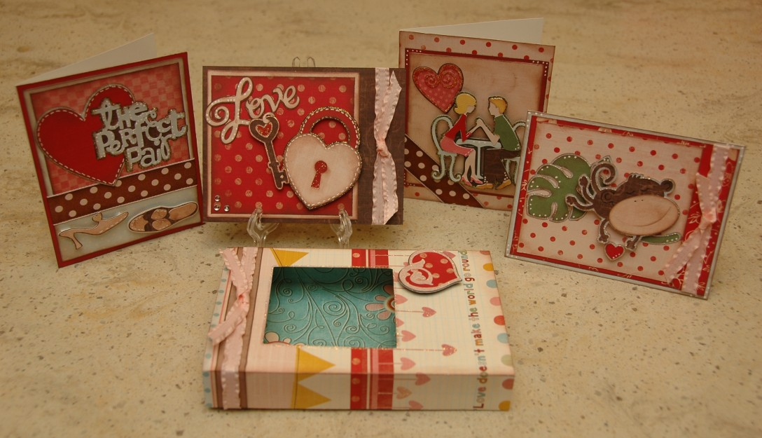 Love Cards & Box Kit