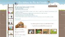 Le site des Editions du Pas de l'Echelle