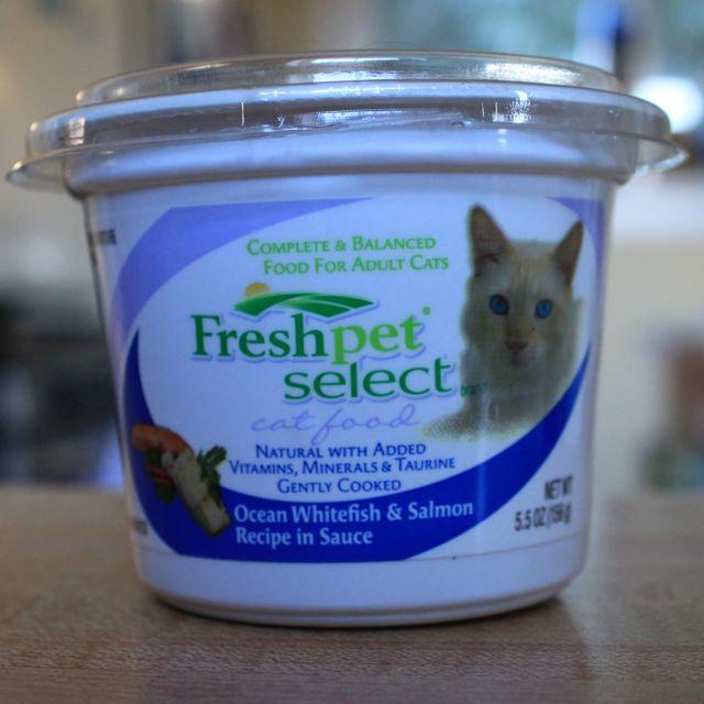 Freshpet Select Cat Food Recall