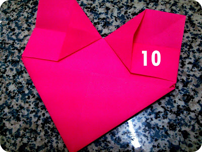 [Tutorial] Origami LOVE