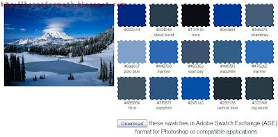Mountain Color Scheme