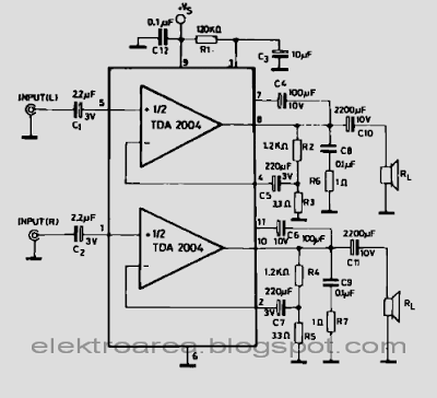 Car Audio Amplifiers Wiring Diagram 3