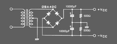 Supplay 200 watt Power Amplifier