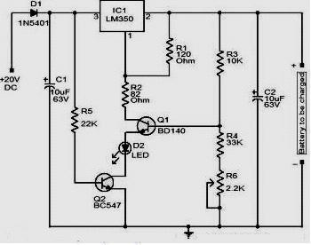 charge battery baterai 12 volt electronic. Black Bedroom Furniture Sets. Home Design Ideas