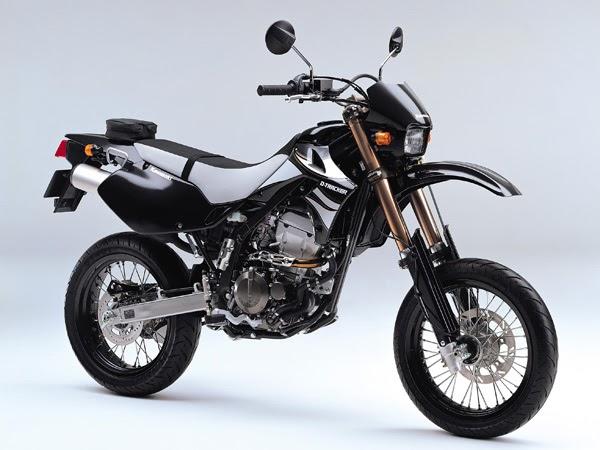 Gambar Kawasaki DTracker X 250 cc  motosport center