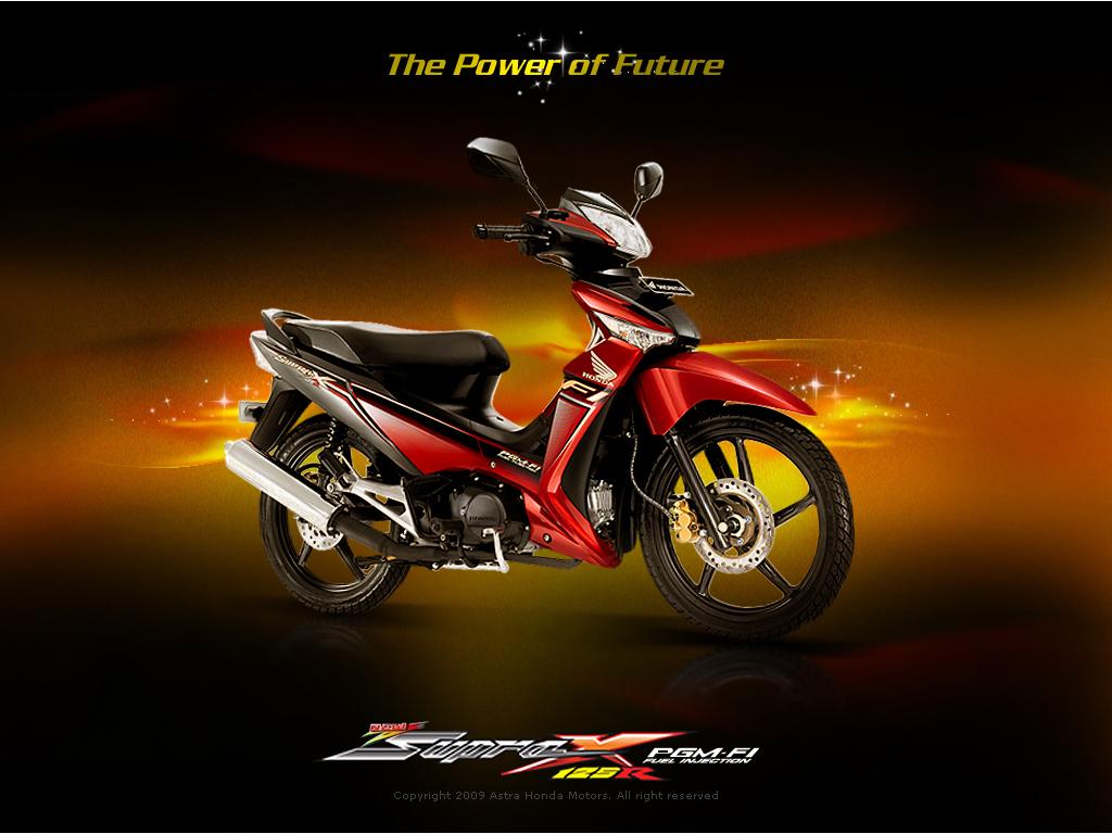 Honda New Supra X 125R PGM