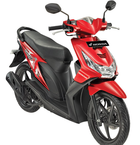 Spesifikasi New Honda Beat 2010 Modifikasi Dan