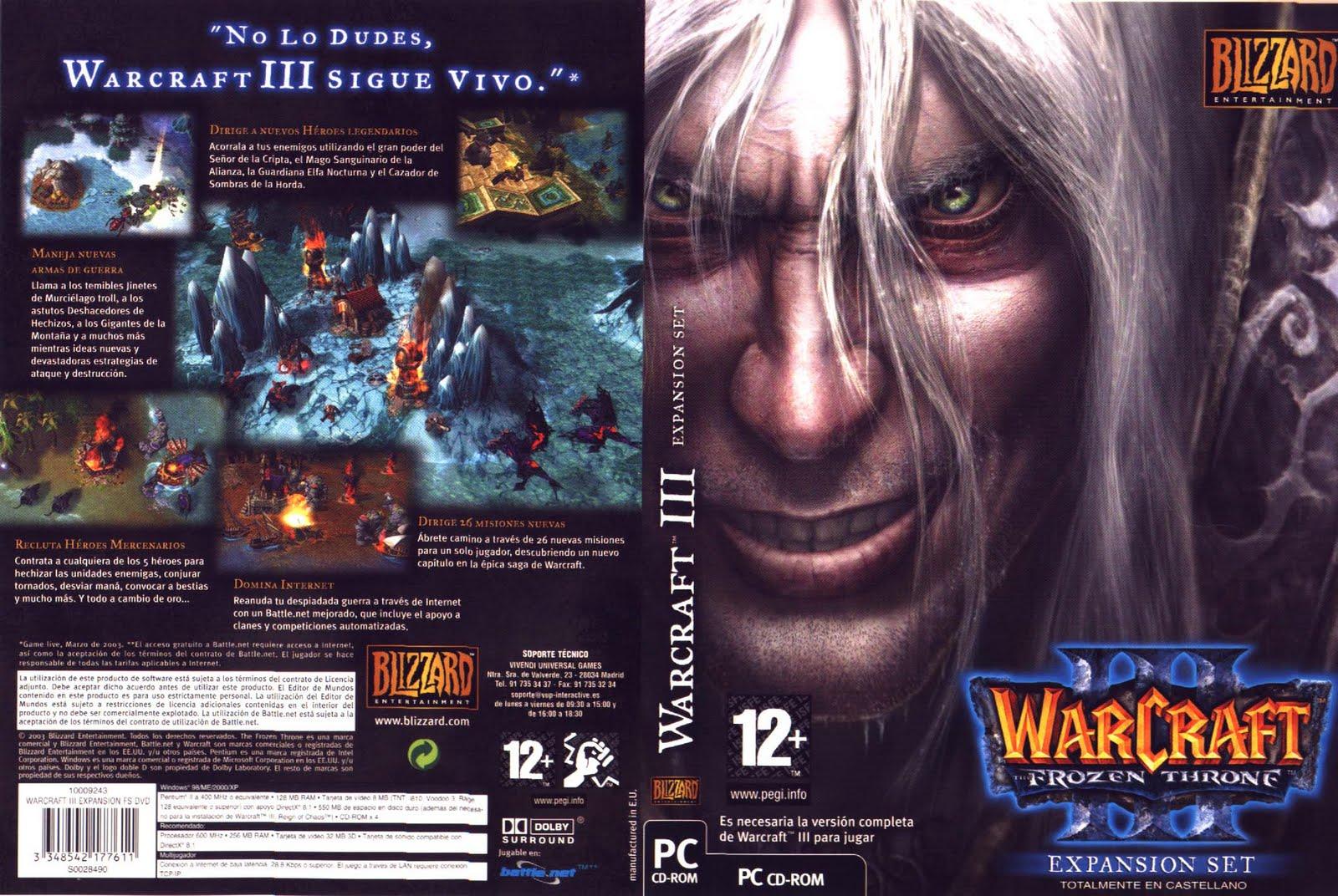 Warcraft the frozen throne porn