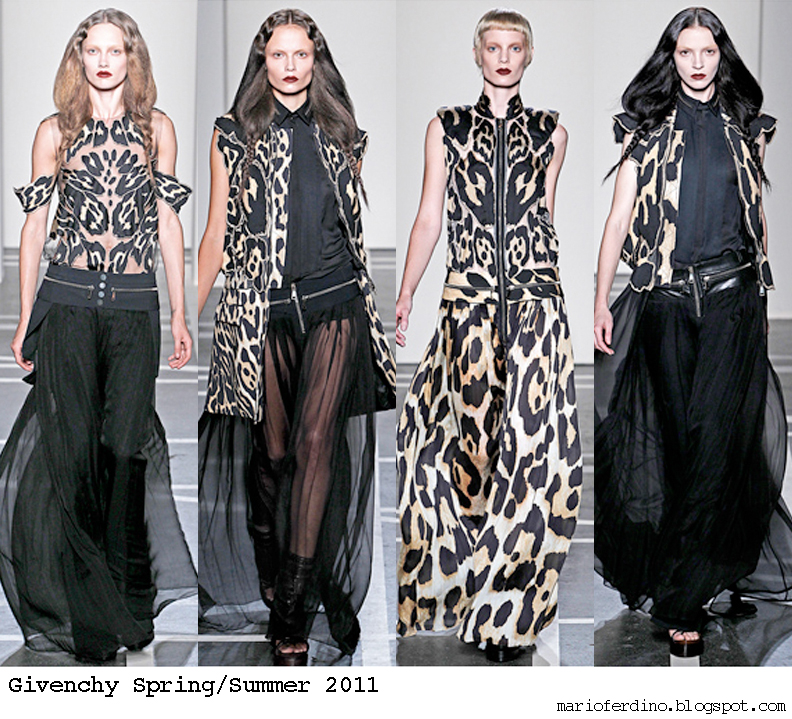 1cc20bd55489 The finale dresses were done in a bigger version of the leopard print. I  find the print to be sooo beautiful