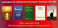 Livros mais recentes do Pr Paulo Tenório