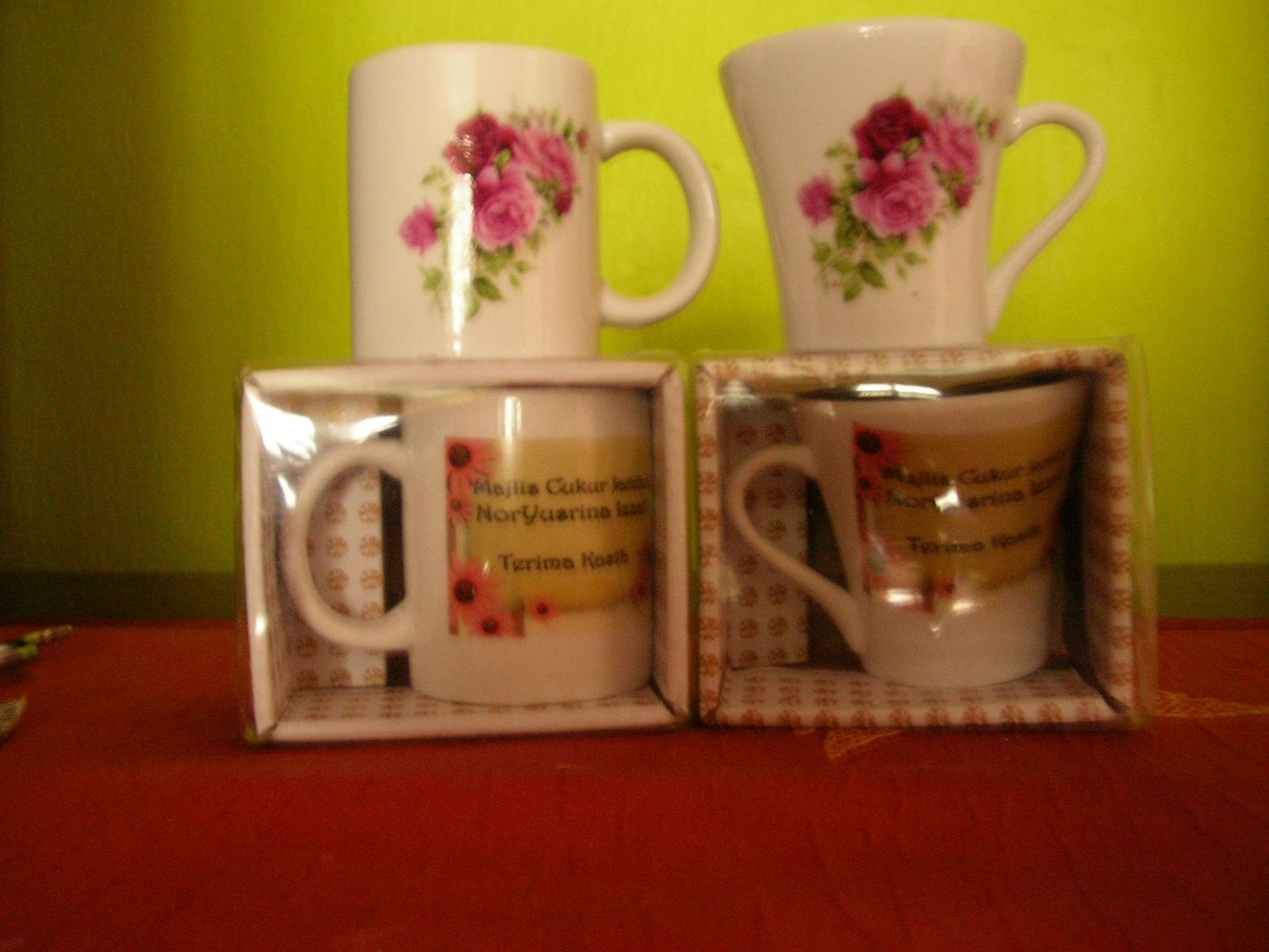 Door Gift Cenderahati Cenderamata Cgift Mini Mug