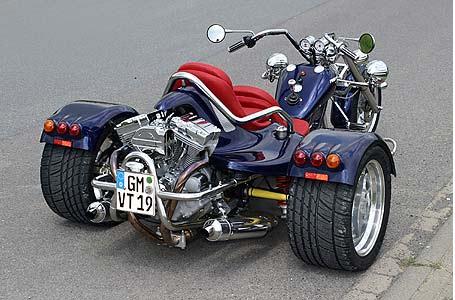 Can Am Trike >> Trikes (motos de tres ruedas)